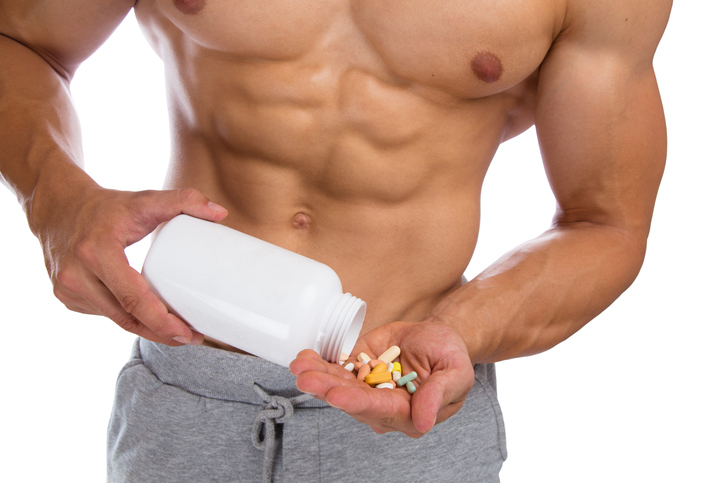 anabolic steroid use